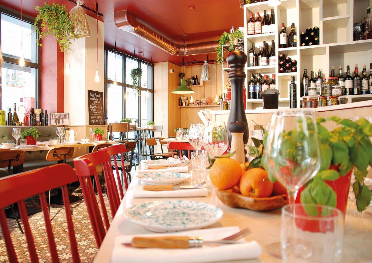 Pane & Olio Taverna